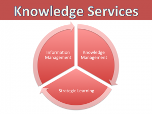 Know Services (Red Circle)
